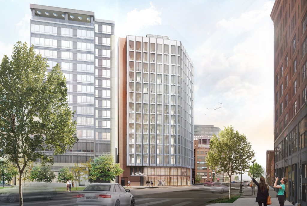 68-Room Hotel In Bulfinch Triangle Clears Hurdle