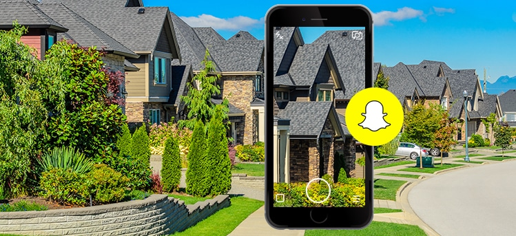 Real Estate Agents Adding Snapchat To Social Media Marketing