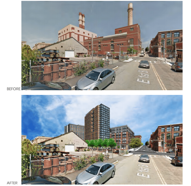 Southie Power Plant Redevelopers Offer Transit Upgrades
